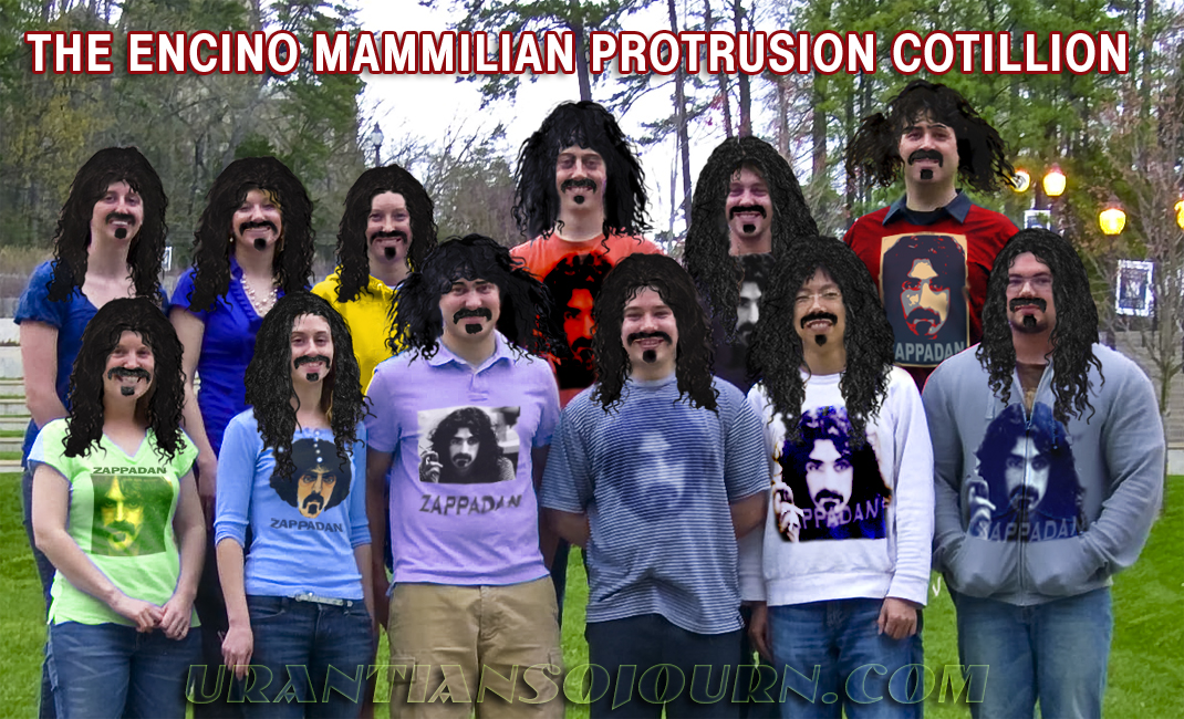Encino Mammalian Protrusion Cotillion Performed