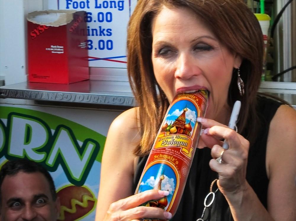 Bachmann's Baloney