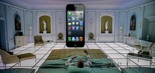 iPhone Monolith My God! Its Got Five Bars!