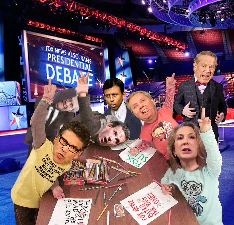 THE FOX NEWS DEBATE DEBACLE