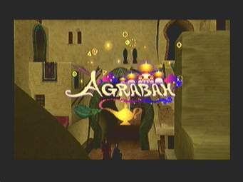Carpet Bombing Agrabah