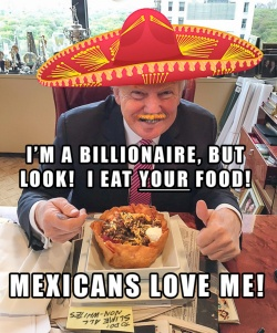 Mexicans Love Me