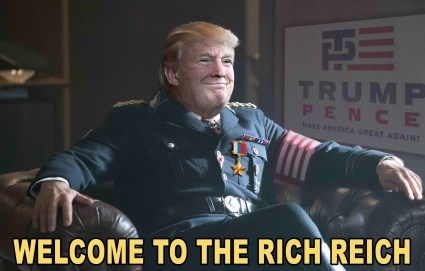 WELCOME TO THE RICH REICH