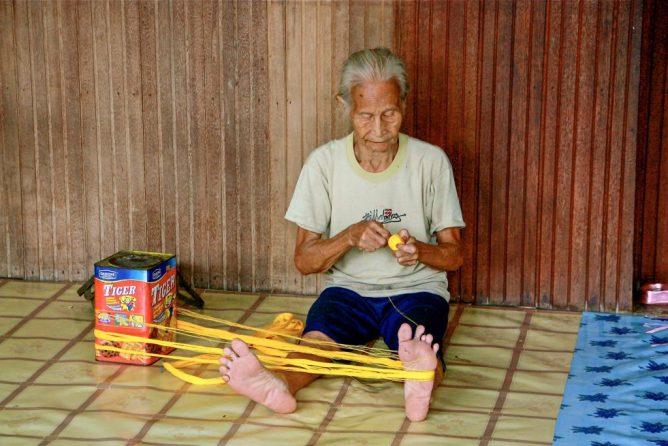 iban heimo Borneo
