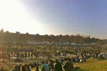 Mauerpark Berliini