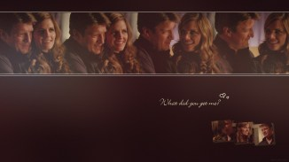 Castle What Did You Get Me? Wallpaper