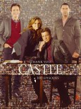 100 Episode of Castle Poster