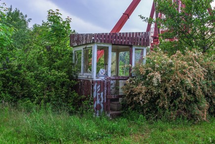 Old Booth in Plänterwald