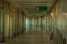 Berlin Tempelhof Airport (14) - hall