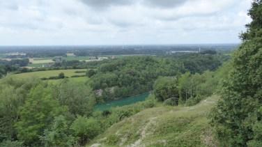 Blick ins Teckenburger Land