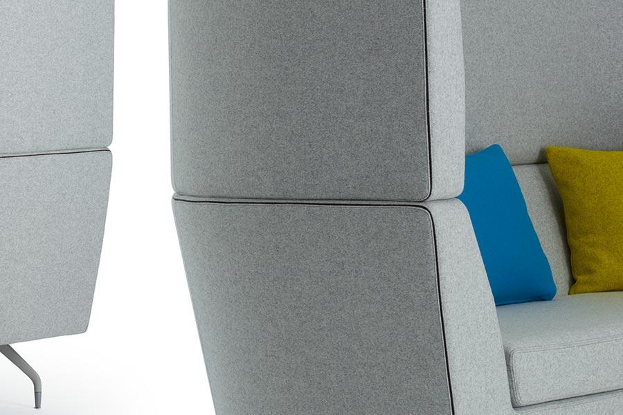 Cwtch Sofa Cwtch Acoustic Booth Seating Orangebox