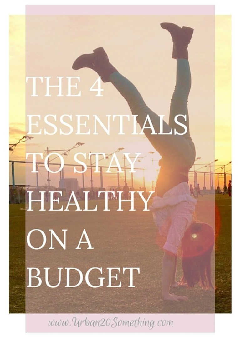 Staying healthy is so important to success, but so is saving. If you're a budget-watcher and/or health aware, these tips will be great for you!