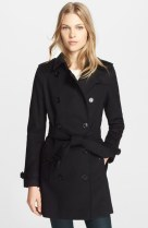 Dream Burberry Wool Coat- Read your five simple professional wardrobe essential here (includes examples at various price points!)