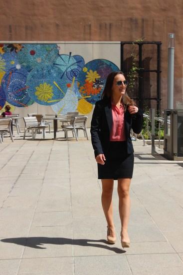 Transform your summer fun clothing into a professional wardrobe