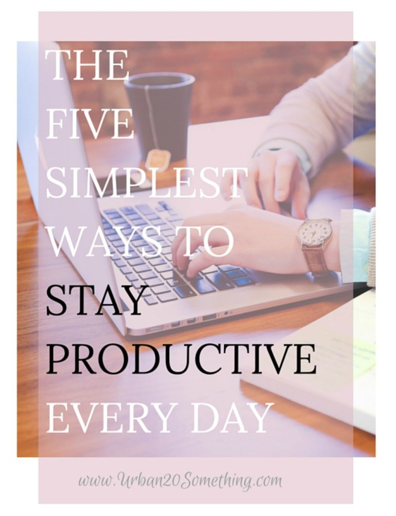 If you want to boost your productivity instantly, without having to completely transform your routine. If you're a student, working, or self-employed, these incredibly simple tips will help you be more productive and awake every single day.