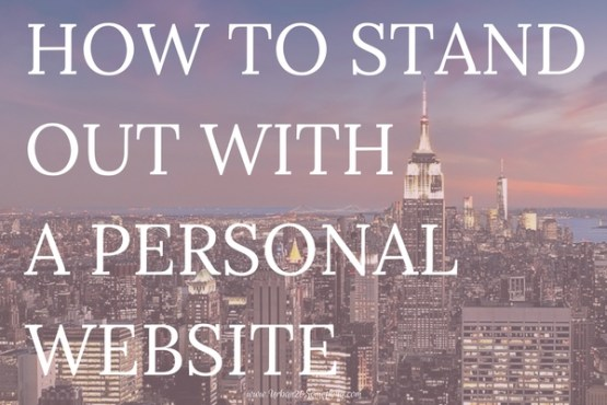 Personal websites are not just for freelancers or photographers. They are the key to millennials' success. They are your digital platform for displaying your accomplishments, your experience, your skills, and your interests. More than that, they're your way to show the world who you are and your creativity. Click through to learn why you need one, what you can do with it, and how to make one. You'll also get your free checklist to make sure you're not missing any of the essentials of your site!