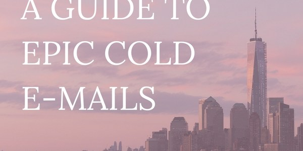 Cold e-mails are the cheapest, most flexible and one of the most daring ways to network. They can take some patience but also have the potential to be highly effective. Use these tips to up your chances of them working in your favor. Click through for free templates!