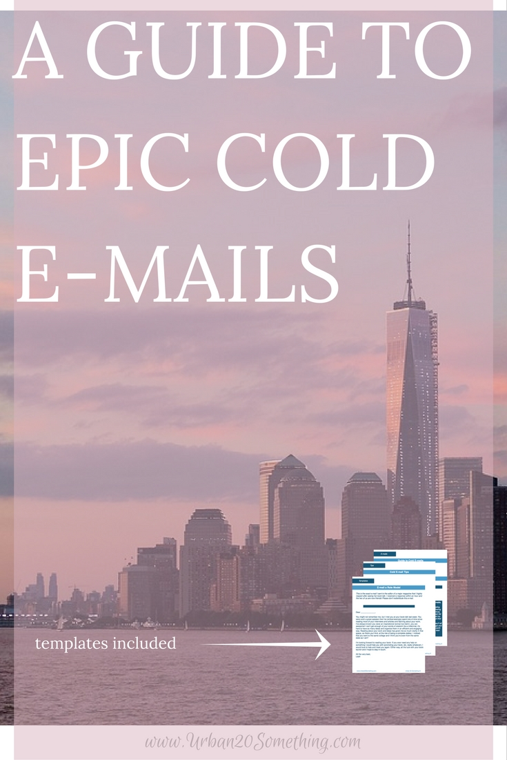 A cold e-mail is the cheapest, most flexible and one of the most daring ways to network. They can take some patience but also have the potential to be highly effective. Use these tips to up your chances of them working in your favor. Click through for free templates!