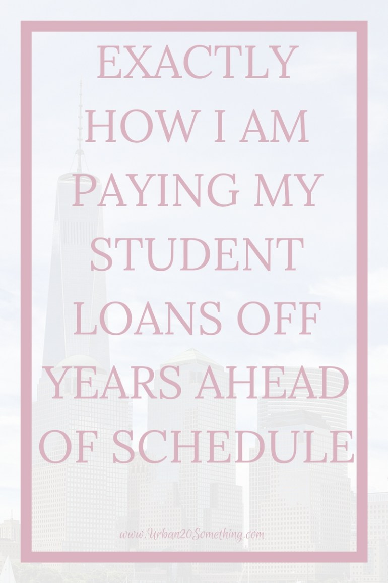 Student debt is a burden on the millennial generation, but there can be an end in sight. Here are tips on how to get rid of it sooner!