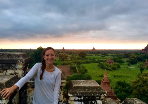 In celebrating my 25th birthday, I'm reflecting on 5 of the most influential places I've been. Beautiful Bagan, Myanmar, is on that list!