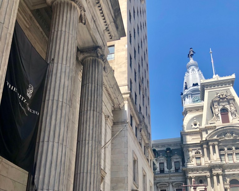 Located in the heart of Center City, Philadelphia, the Ritz-Carlton, Philadelphia brings together the history of Philly with the thriving city.
