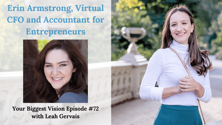Tune in to hear Erin Armstrong, Virtual CFO and Accountant for Entrepreneurs, share tips on ways you can deduct everyday expenses from your business.