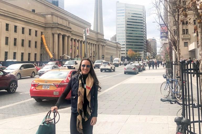 Urban 20 Something, Leah Gervais in Toronto