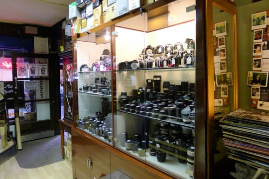 Camera Cafe  Bloomsbury     a camera shop and cafe combined    urban75     Camera Cafe  Bloomsbury   a camera shop and cafe combined