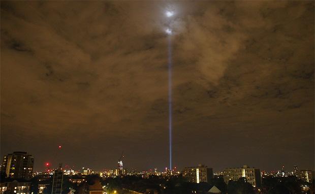 Night Sky London