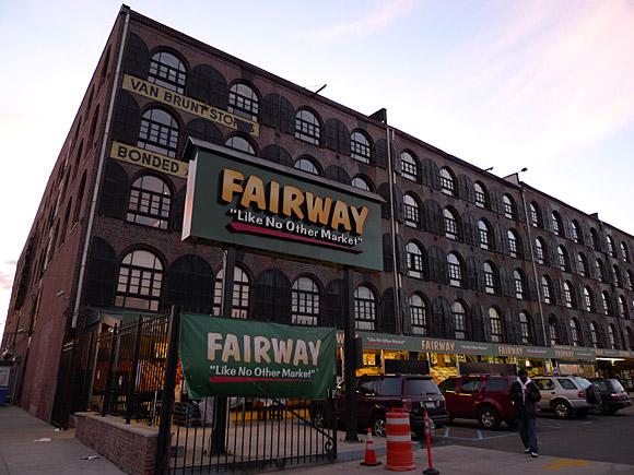 A Walk Around Red Hook Brooklyn New York USA With