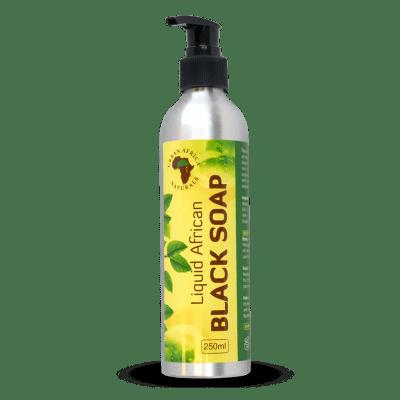 vloeibare african black soap urban africa naturals