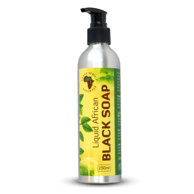 vloeibare african black soap urban africa naturals