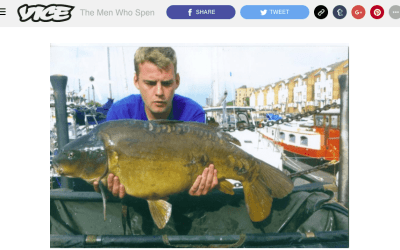 VICE: The Men Who Spend Their Nights Urban-Fishing in London's Canals