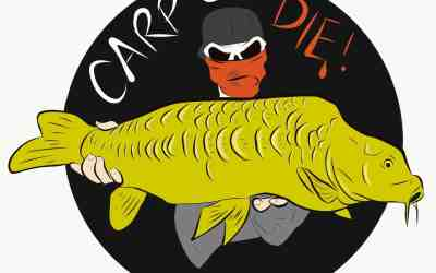 """Catching Carp on the Fly """"Blind"""""""