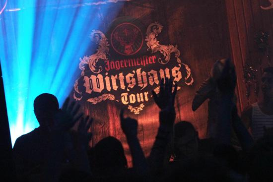 Jägermeister Wirtshaus Tour 2012