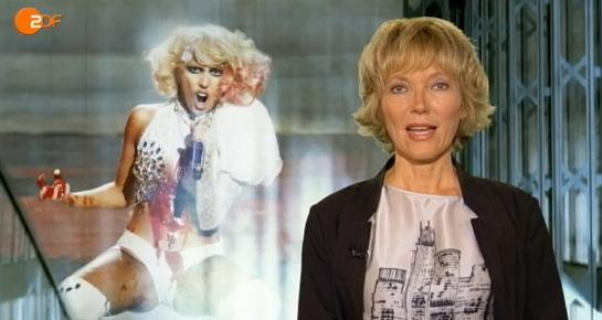 Lady Gaga bei ZDF