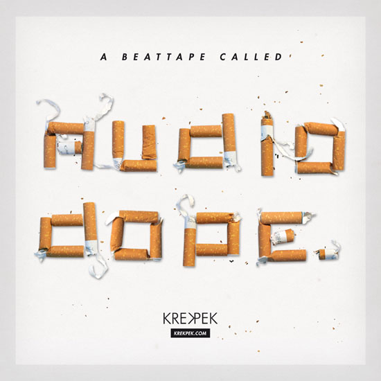 AudioDope Beattape 2012 front