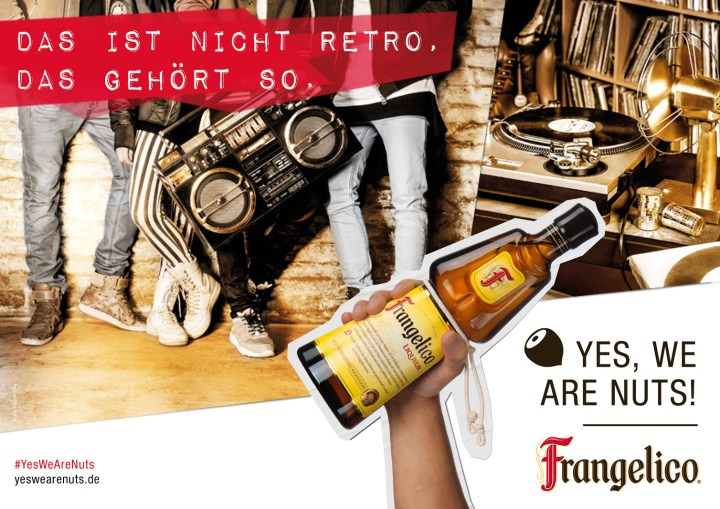 Frangelico - Yes, we are Nuts 2016