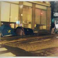 Paris: Hauptstadt der Obdachlosigkeit