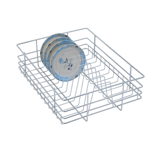 PLATE BASKETS (6″ HEIGHT X 15″ WIDTH X 20″ DEPTH) STAINLESS STEEL