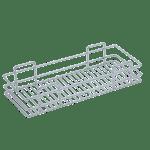 DRAWER BASKET (4″ HEIGHT X 4″ WIDTH X 20″ DEPTH) STAINLESS STEEL