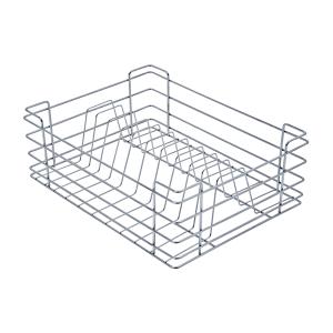 Thali Basket (8″ Height X 17″ Width X 20″ Depth) 5mm wire Stainless Steel