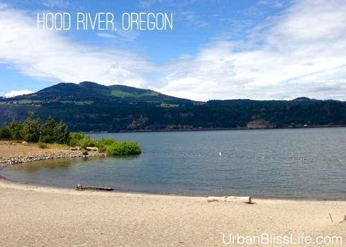 Travel Bliss: Driving the Historic Columbia River Gorge to Hood River, Oregon