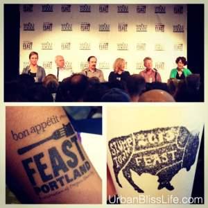 Feast Portland 2013 - Speaker Series Running a Food Business
