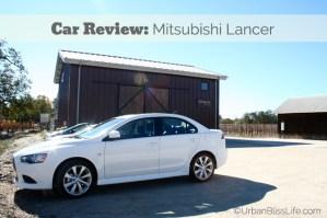 Car Review of the 2014 Mitsubishi Lancer
