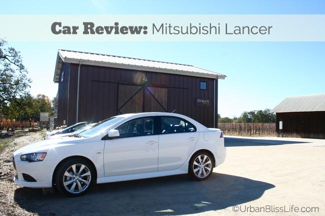 Mitsubishi Lancer - main