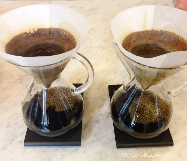 Third Wave Coffee Tour - Christopher David Pour Over