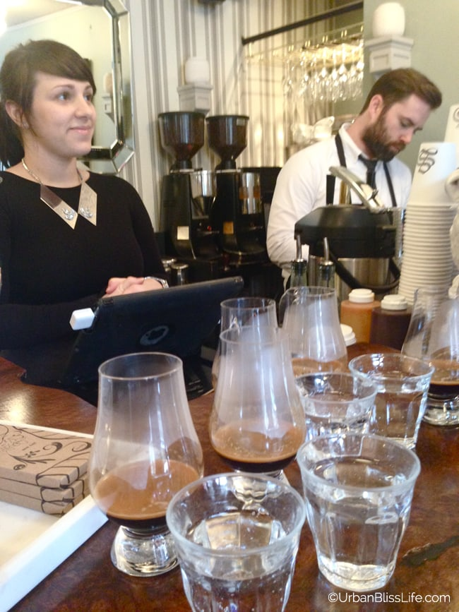 Third Wave Coffee Tour - Sterling Coffee