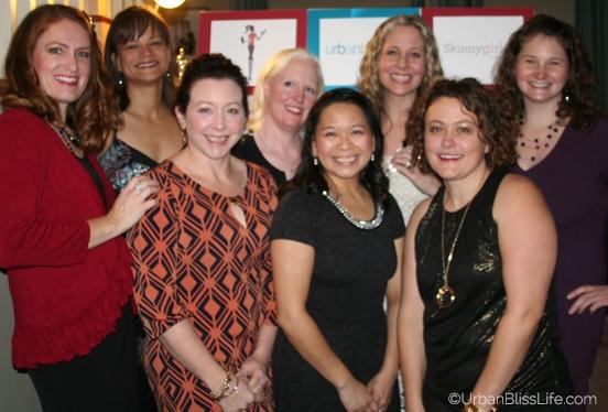 Golden Globes Skinnygirl group red carpet