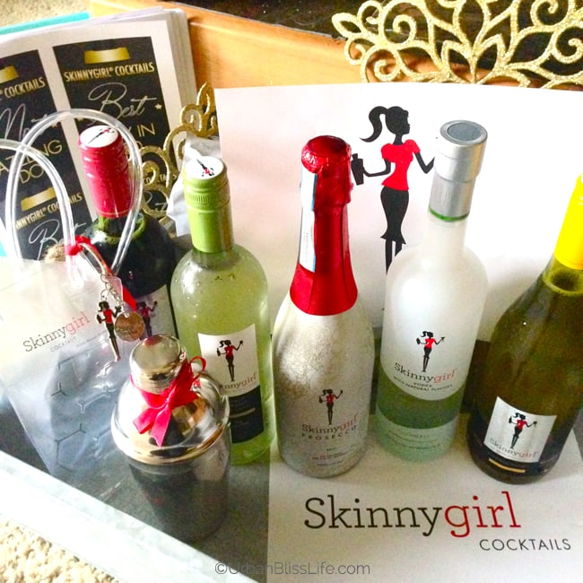 Skinnygirl Cocktails Golden Globe Awards Party and #LetsDrinkToThat Twitter Party